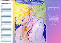 Engelhafter Geburtstagskalender (Wandkalender 2019 DIN A2 quer) - Produktdetailbild 12