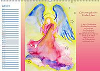 Engelhafter Geburtstagskalender (Wandkalender 2019 DIN A2 quer) - Produktdetailbild 7