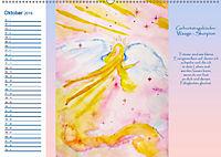 Engelhafter Geburtstagskalender (Wandkalender 2019 DIN A2 quer) - Produktdetailbild 10