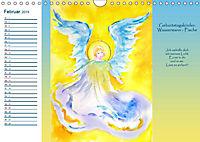 Engelhafter Geburtstagskalender (Wandkalender 2019 DIN A4 quer) - Produktdetailbild 2