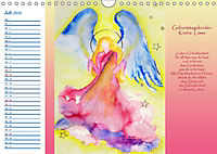 Engelhafter Geburtstagskalender (Wandkalender 2019 DIN A4 quer) - Produktdetailbild 7