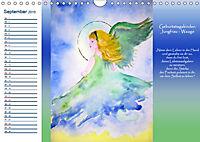 Engelhafter Geburtstagskalender (Wandkalender 2019 DIN A4 quer) - Produktdetailbild 9