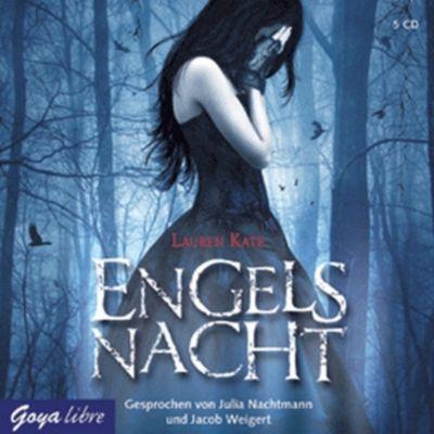 Engelsnacht, 5 Audio-CDs, Lauren Kate