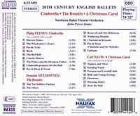 Engl.Ballettmusik Des 20.Jhdt. - Produktdetailbild 1