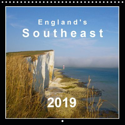 England Southeast 2019 (Wall Calendar 2019 300 × 300 mm Square), Mirko Weigt
