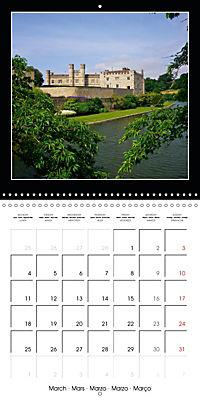 England Southeast 2019 (Wall Calendar 2019 300 × 300 mm Square) - Produktdetailbild 3