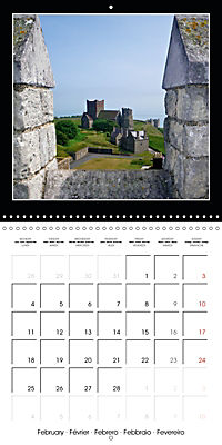 England Southeast 2019 (Wall Calendar 2019 300 × 300 mm Square) - Produktdetailbild 2