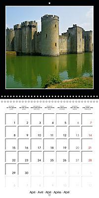 England Southeast 2019 (Wall Calendar 2019 300 × 300 mm Square) - Produktdetailbild 4