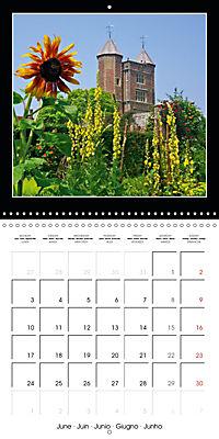 England Southeast 2019 (Wall Calendar 2019 300 × 300 mm Square) - Produktdetailbild 6
