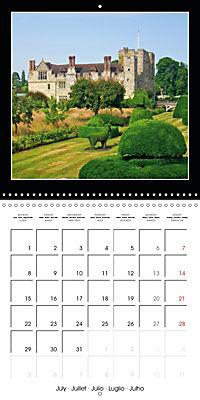 England Southeast 2019 (Wall Calendar 2019 300 × 300 mm Square) - Produktdetailbild 7