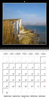 England Southeast 2019 (Wall Calendar 2019 300 × 300 mm Square) - Produktdetailbild 9