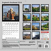 England Southeast 2019 (Wall Calendar 2019 300 × 300 mm Square) - Produktdetailbild 13