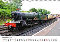 Englands Nostalgic Trains (Wall Calendar 2019 DIN A3 Landscape) - Produktdetailbild 12