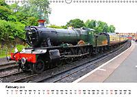 Englands Nostalgic Trains (Wall Calendar 2019 DIN A3 Landscape) - Produktdetailbild 2
