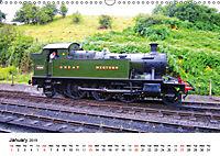 Englands Nostalgic Trains (Wall Calendar 2019 DIN A3 Landscape) - Produktdetailbild 1