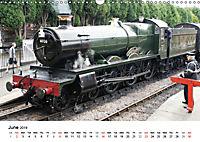 Englands Nostalgic Trains (Wall Calendar 2019 DIN A3 Landscape) - Produktdetailbild 6