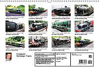 Englands Nostalgic Trains (Wall Calendar 2019 DIN A3 Landscape) - Produktdetailbild 13