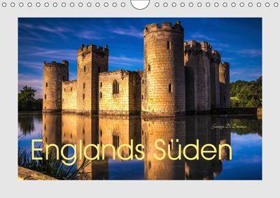 Englands Süden (Wandkalender 2019 DIN A4 quer), Giuseppe Di Domenico