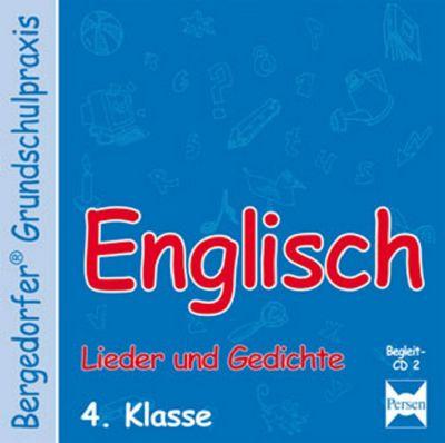 Englisch, 4. Schuljahr, 1 Audio-CD