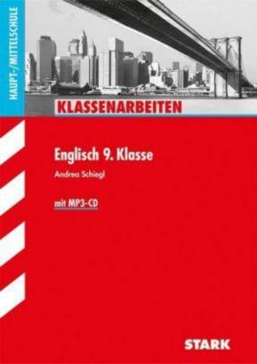 Englisch 9. Klasse, Hauptschule, m. MP3-CD - Andrea Schiegl |