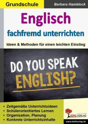Englisch fachfremd unterrichten / Grundschule, Barbara Hamblock