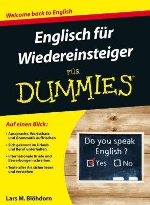 Englisch für Wiedereinsteiger für Dummies, m. Audio-CD, Lars M. Blöhdorn