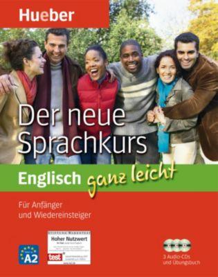 Englisch ganz leicht - Sprachkurs aktuell, m. 3 Audio-CDs, Stephen Fox, John Stevens