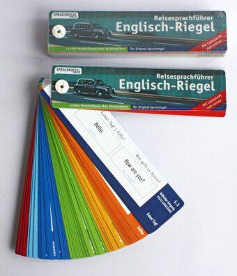 Englisch-Riegel (Nonbook), Natascha Hess, Jörn Götzke