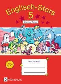 Englisch-Stars: 5. Schuljahr - Übungsheft Comics mit Lösungsheft -  pdf epub