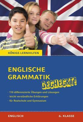 Englische Grammatik gecheckt! 6. Klasse -  pdf epub