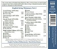 Englische Miniaturen für Streicher Vol. 2 - Produktdetailbild 1