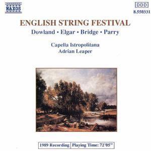 Englische Musik Für Streicher, Adrian Leaper, Cib