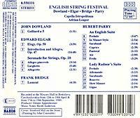 Englische Musik Für Streicher - Produktdetailbild 1