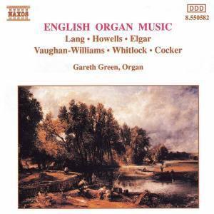 Englische Orgelmusik Vol. 1, Gareth Green