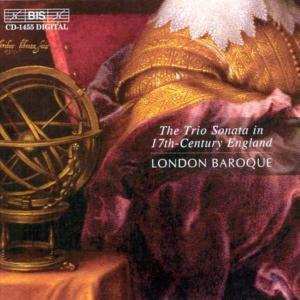 Englische Triosonaten, London Baroque