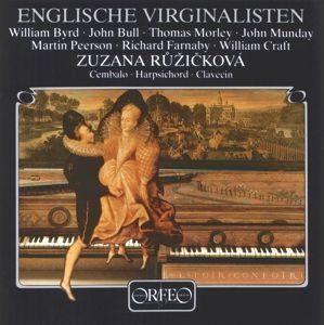 Englische Virginalisten:La Volta/The Battle/Robin, Zuzana Ruzickova