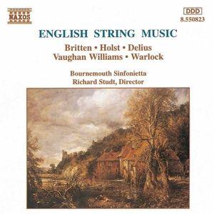 Englische Werke für Streichorchester, Richard Studt, Bosi