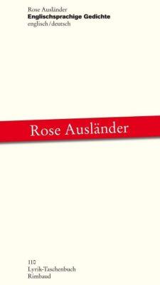 Englischsprachige Gedichte - Rose Ausländer |