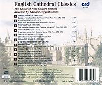 English Cathedral Classics - Produktdetailbild 1