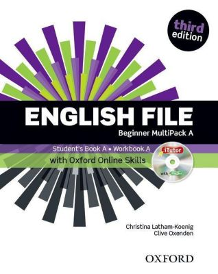 English File, Beginner, Third Edition: Student's Book with Oosp Multipack A