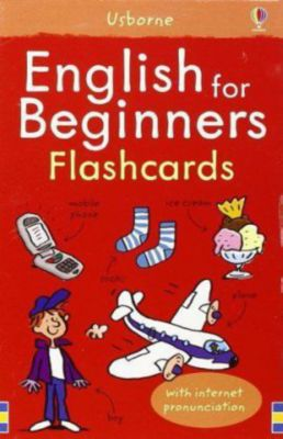 English For Beginners Flashcards, Susan Meredith
