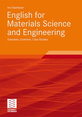 English for Materials Science and Engineering, Iris Eisenbach