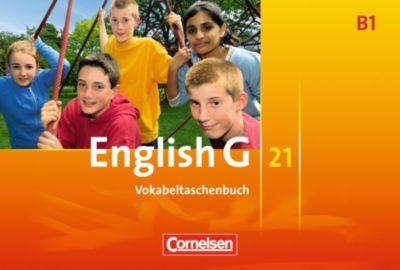 English G 21, Ausgabe B: Bd.1 5. Schuljahr, Vokabeltaschenbuch -  pdf epub