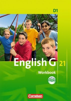 English G 21, Ausgabe D: Bd.1 5. Schuljahr, Workbook