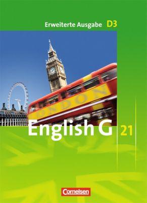 English G 21, Ausgabe D: Bd.3 7. Schuljahr, Schülerbuch, Erweiterte Ausgabe, Susan Abbey