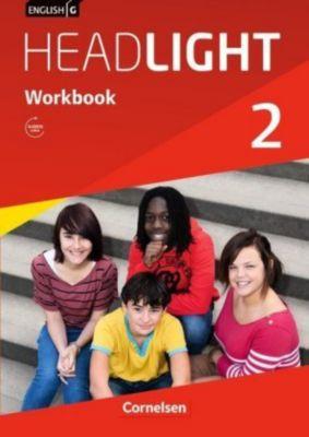 English G Headlight, Allgemeine Ausgabe: Bd.2 6. Schuljahr, Workbook