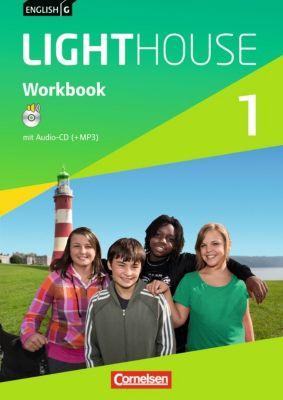 English G Lighthouse, Allgemeine Ausgabe: Bd.1 5. Schuljahr, Workbook, Gwen Berwick, Sydney Thorne