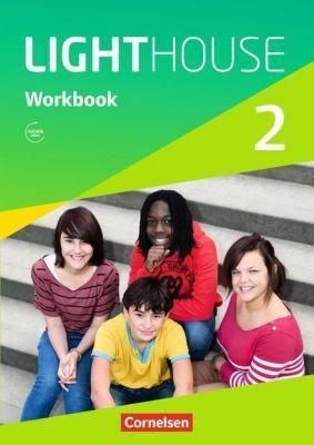 English G Lighthouse, Allgemeine Ausgabe: Bd.2 6. Schuljahr, Workbook mit Audios online