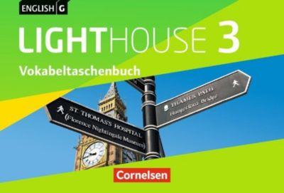 English G Lighthouse, Allgemeine Ausgabe: Bd.3 7. Schuljahr, Vokabeltaschenbuch