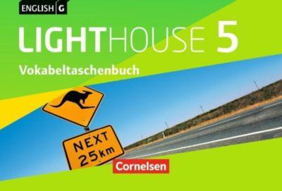 English G Lighthouse, Allgemeine Ausgabe: Bd.5 9. Schuljahr, Vokabeltaschenbuch